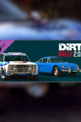 DiRT Rally 2.0 - H2 RWD Double Pack (DLC) - Steam Key - GLOBAL