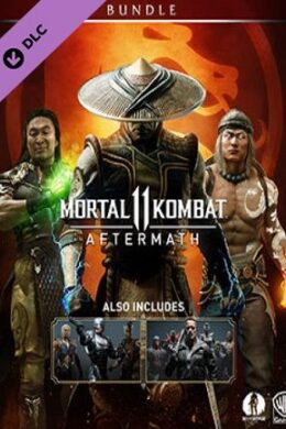 Mortal Kombat 11: Aftermath + Kombat Pack Bundle (PC) - Steam Key - GLOBAL
