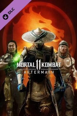 Mortal Kombat 11: Aftermath (PC) - Steam Key - GLOBAL