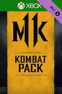 Mortal Kombat 11 Kombat Pack (Xbox One) - Xbox Live Key - GLOBAL