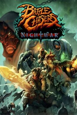 Battle Chasers: Nightwar Steam Key PC GLOBAL