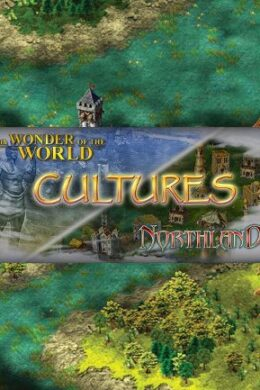 Cultures: Northland + 8th Wonder of the World Steam Key GLOBAL