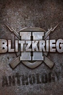 Blitzkrieg 2 Anthology Steam Key GLOBAL