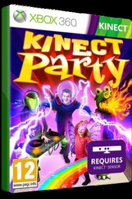Kinect Party - Full Unlock Xbox Live Key GLOBAL