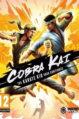 Cobra Kai: The Karate Kid Saga Continues (PC) - Steam Key - GLOBAL